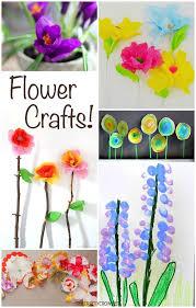 Flower Craft Ideas For Kids