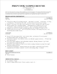 Prep Cook Resume | Templates At Allbusinesstemplates.com How To Write A Perfect Food Service Resume Examples Included By Real People Pastry Assistant Line Cook Resume Sample Chef Hostess Job Description Host Skills Bank Teller Njmakeorg Professional Dj Templates Showcase Your Talent 74 Outstanding Media Eertainment 12 Sample From Stay At Home Mom Letter Diwasher Cover Letter Colonarsd7org Diwasher For Inspirational Best Barista 20 Of Descriptions Samples 1 Resource