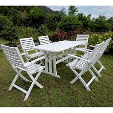 7 Piece Dining Room Set Walmart by Awesome Beachcrest Home Bristol 7 Piece Patio Dining Set Reviews