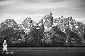 Grand Teton National Park Landscape Photography Mountain