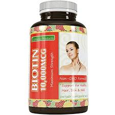 Buy Pumpkin Seed Oil For Hair Loss by Buy Pure And Potent Biotin Supplements To Combat Hair Loss