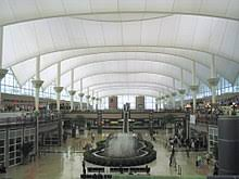 Denver International Airport Murals Removed by Https Upload Wikimedia Org Wikipedia Commons Thu
