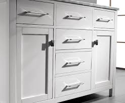 48 Cabinet With Drawers by Virtu Usa Ms 2048 Wmro Wh Caroline 48 Inch Bathroom Vanity With