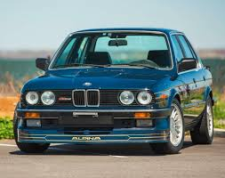 43K Mile 1986 BMW Alpina C2 2 5