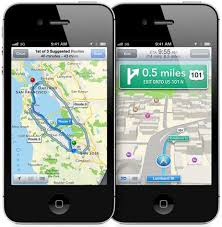 Alternatives turn by turn GPS apps for iPhone 4 iPad 2 or older