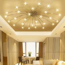 postmodernen led kronleuchter decke wohnzimmer beleuchtung neuheit leuchten home deco leuchten schlafzimmer hängen lichter nordic len