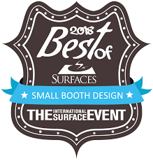 100 Mundi Design Arte Wins Best Of Event At The International Surface Event