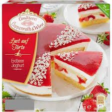 coppenrath wiese lust auf torte erdbeer joghurt torte