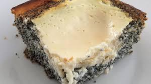 mohn quark vanille kuchen