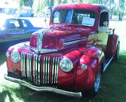 100 1944 Ford Truck File46 Pickup Auto Classique SalaberryDeValleyfield 11