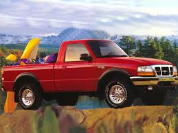 100 1999 Ford Truck Ranger Supercab 126 WB XLT 4WD Extended Cab