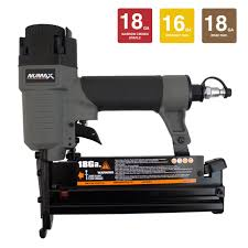 Manual Floor Nailer Harbor Freight by Numax Pneumatic 18 And 16 Gauge 3 In 1 Nailer And Stapler Sl31