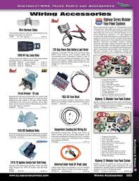 100 Chevy Truck Parts And Accessories Page 605 Of GMC And 2015