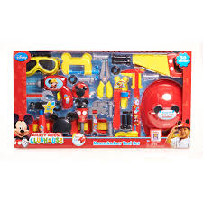 Mickey Mouse Bathroom Decor Walmart by Disney Mickey Mouse Deluxe Tool Set Walmart Com