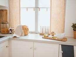 näh diy so einfach ist es deine küchengardinen selber zu
