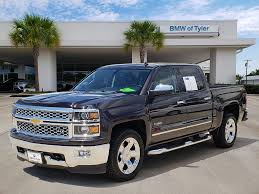 Pre-Owned 2014 Chevrolet Silverado 1500 LTZ Crew Cab Pickup In Tyler ... Preowned 2014 Chevrolet Silverado 3500hd Ltz4wd In Nampa D181357a 1500 Ltz W1lz 4x4 Double Cab 66 Ft Box Test Drive Chevy Smooth Quiet Lux Truck High Country Edition May Top Ike Gauntlet Crew Extreme Towing Review The Truth About Cars Used 2500hd Lt At Diesels Serving Reaper First Is Your North American Of The Year Trend