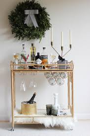 Best Solution For Live Christmas Trees by 20 Best Holiday Decorating Ideas For Small Spaces Christmas