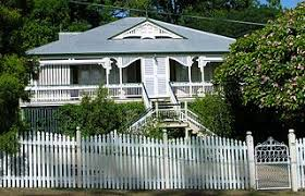 Home In The Queenslander Style