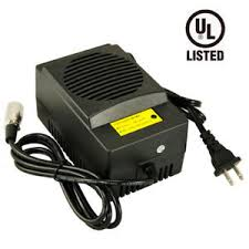 24v 8a xlr power chair battery charger for invacare pronto m91 us