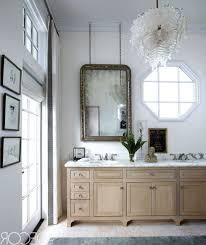 Framed Bathroom Mirror Ideas Round Light Brown Fabric Covered Table ... Bathroom Mirrors Ideas Latest Mirror For A Small How To Frame A Home Design Inspiration 47 Fascating Dcor Trend4homy The Cheapest Resource For Master Large Makeover Elegant 37 Greatest Vanity And 5 Double Contemporist Fill Whole Wall Vanities Best Getlickd Hgtv 38 Reflect Your Style Freshome