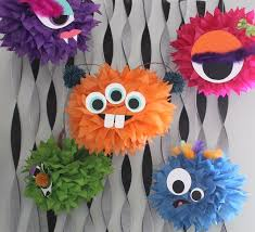 Tissue Paper Crafts For Kids