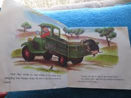 100 Dump Truck Song The Happy Man And His By Miryam Disney Golden Press