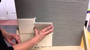 Simplemat Tile Setting Mat by How To Apply Bondera Youtube