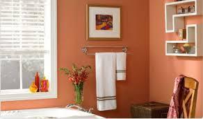 Top Bathroom Paint Colors 2014 by Orange Bathrooms On Pinterest Orange Bathroom Decor Burnt Orange