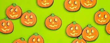 Devil Emoji Pumpkin Carving by Spooky Halloween Biscuits With Emojis On Them Asda Good Living
