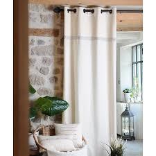 vorhang mit großen ösen juliet 140x260 cm creme