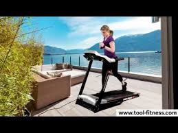 techness run 100 touch tapis de course tool fitness