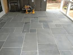 Outdoor Tile Flooring Designs Ideas Garage Chic Floor Tiles Installation For Cleaner Looking Fantastic Contemporary Porch
