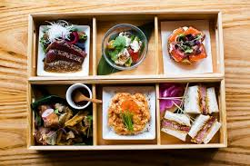 Outside the Box Food Except for Bento Box WSJ