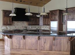 Rustic Turquoise Kitchen Mexican Cabinets Green