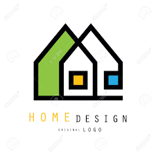 100 Interior Designers Logos Abstract City Houses For Logo Design Of Construction Or Architecture