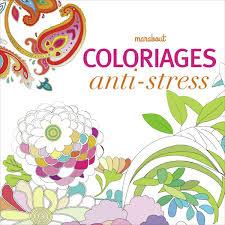 Cahier Coloriage Anti Stress Art Thrapie Color 318
