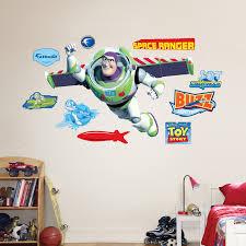 fathead baby wall decor disney buzz lightyear wall decal hayneedle