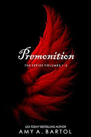 Premonition The Series Volumes 1 5 By Amy A Bartol