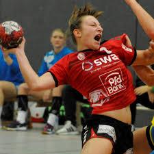 FrauenHandball Haunstetten Arbeitet Hart Sport Augsburg