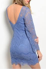 soieblu indigo lace dress from new jersey by the g u0026g u0027s big closet