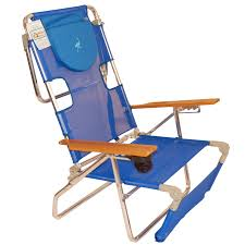 Lawn Chair With Footrest by Folding Beach Chair With Footrest Best Chair Decoration