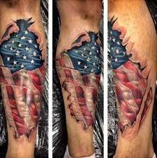 50 Patriotic Tattoos Ideas