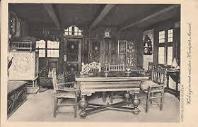 details zu postkarte nürnberg germanisches museum wohnzimmer aus der kremper marsch