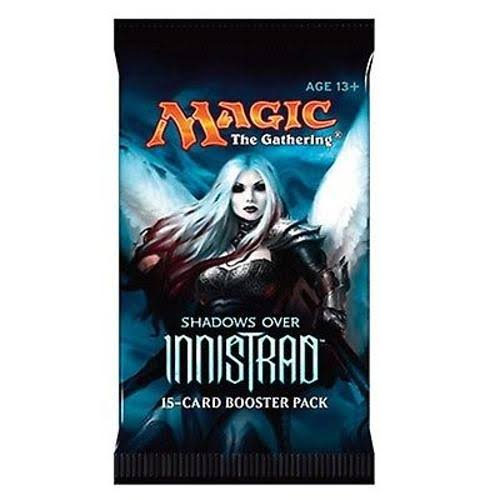 Magic The Gathering Shadows Over Innistrad Booster Pack - 15 Cards