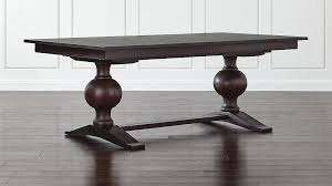 Winnetka Dark Mahogany Rectangular Extendable Dining Table Reviews