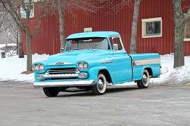 1958 Apache Blue ,ma - Google Search | Trucks | Pinterest Big Tire Hotrod 1958 Chevrolet Apache Hot Rod Pickup Big Block 160520 001 001jpg 1955 Chevy Truck Handsome 3200 At Home 7_chevlestepside_pickupsrbehot_rod5___1956 Parts Blower Fat Hot Rod Fast Chevy Fleetside Wheels Boutique 1964 Promoted By The Fab Forums Fabrication Truck Network 1956 1957 1959 Radio Original Cameo 55 57 Dans Garage