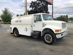 100 Lube Truck For Sale 1993 INTERNATIONAL 4700 Pacific WA 5003448471