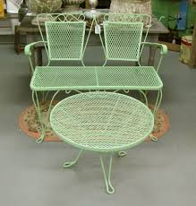 Vintage Metal Chairs And Table Lumisource Oregon High Back 5piece Vintage White And Aqua Small Farmhouse Table Set With Bench Metal 12ft Upcycled Board Table 12 Vintage Metal Chair Set 170 Wooden Hire Company Chairs Looking Restoration Painted Patio Fniture Modern Inspiring Chairs Stock Image Image Of Iron Old Fniture In Garden Natural Green Background Garden E6 Ldon For 8000 Sale Shpock Retro Porch Home Decor Ideas Find Great Outdoor Seating Folding Pastel Blue At Scaramanga