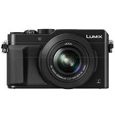 Panasonic LUMIX LX100 Integrated Leica DC Lens Compact Camera