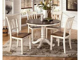 Whitney 5-Piece Round Table Set Sunset Trading Co Selections Round Dinette Table Winners Only Quails Run 5 Piece Pedestal And 42 Ding With 4 Side Chairs Shown In Rustic Hickory Brown Maple An Asbury Finish Oak Set Rustica 54 W What I Want For My Kitchena Small Round Pedestal Table Archivist Crown Mark Camelia Espresso Glass Top Family Wood Kitchen Room Breakfast Fniture Modern Unique Sets Design Models New Traditional Cophagen 3piece Cinnamon